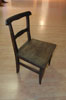 Small wood chair