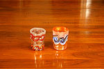 Murano glasses, Goti
